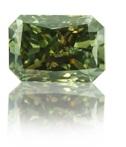 Man Made Fancy Green Diamond