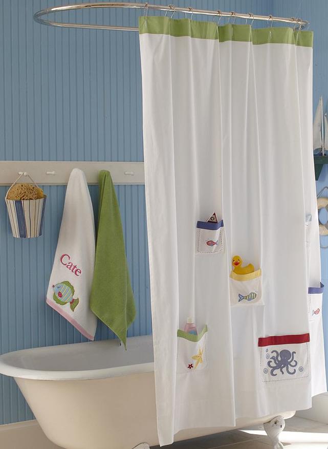 ottery barn surf theme shower curtain home ideas 2016