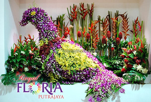 2018 Flower and Garden Exhibition Putrajaya