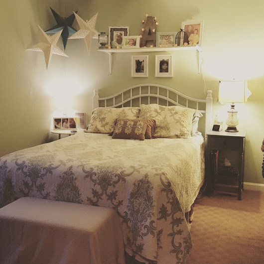 Where There is Love, There is Life: Home Sweet Home: The Bedroom