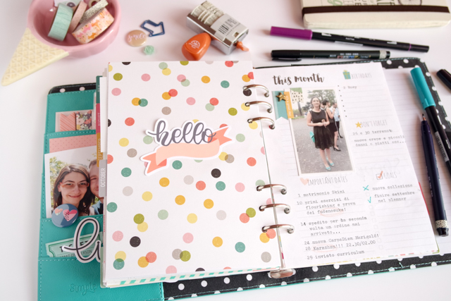 scrappin'planner by kushi settembre ottobre 2016 11| www.kkushi.com