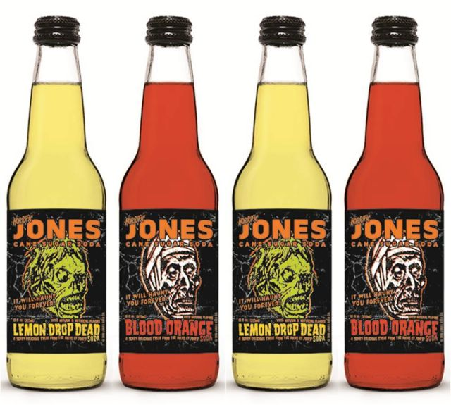 Jones Soda Brings Back Pumpkin Pie Soda