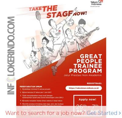 Lowongan Kerja Telkom Group 2017
