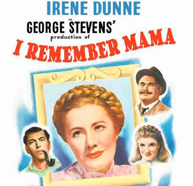 A Vintage Nerd, Movie Madness Monday, Classic Film Blog, Old Hollywood Blog, I Remember Mama