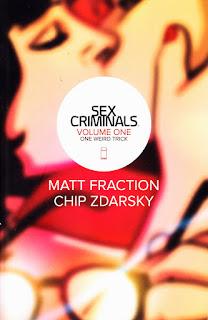 Sex Criminals by Matt Fraction and Chip Zdarsky