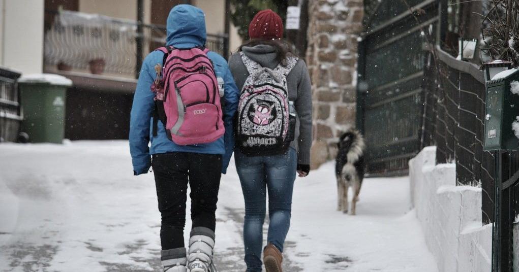 Κλειστά τα σχολεία τη Δευτέρα σε όλη τη χώρα;