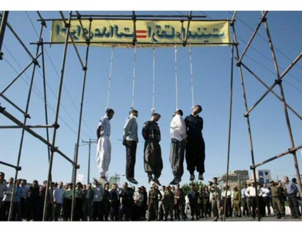 Death penalty in iran homosexuality