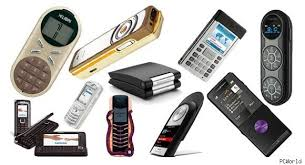 Kumpulan Handphone Aneh dan Antik