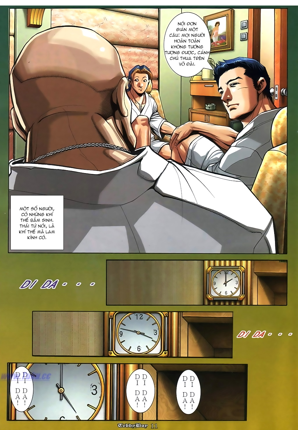 Người Trong Giang Hồ NetTruyen chap 866 - Trang 8
