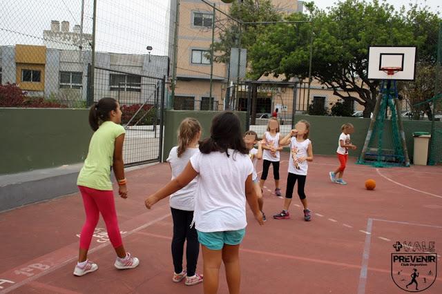 marrot arucas deporte niños