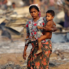 Myanmar's military Burns thousands of Rohingya muslim residents home