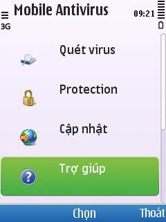phần mềm Mobile Antivirus