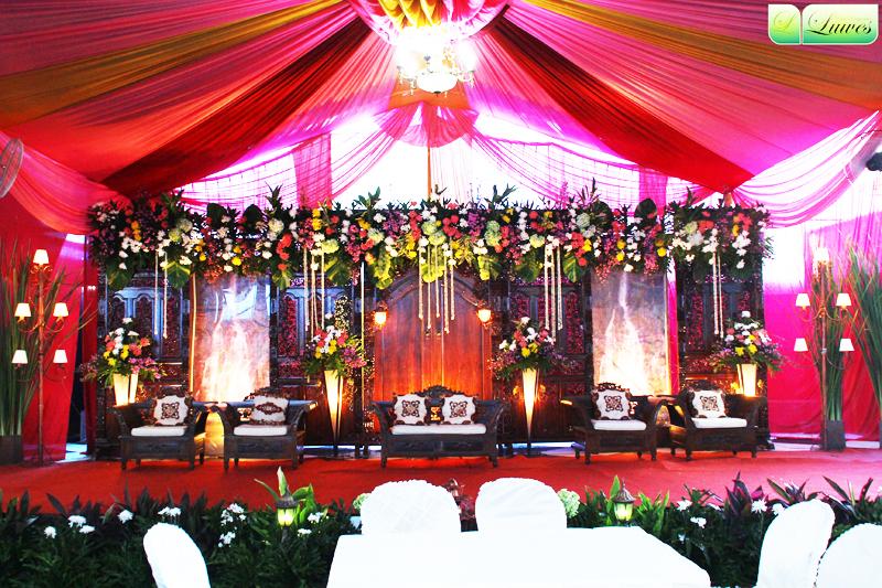 Paket pernikahan di gedung bekasi 300 undangan 600 porsi