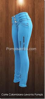 Pantalones al mayoreo, levanta cola, jeans baratos en Veracruz