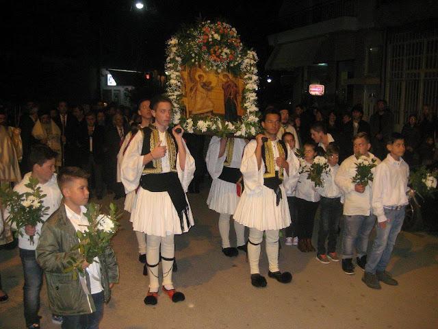 Πρέβεζα:Πανηγυρίζει ο Ιερός Ναός του Ευαγγελισμού της Θεοτόκου, στη Δημοτική Ενότητα Λούρου