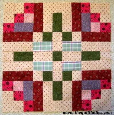 Free Lily Pool Quilt Pattern Block How to Make Tutorial