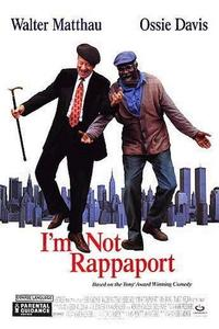 Poster I'm Not Rappaport