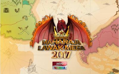 Tonton Online Maharaja Lawak Mega 2017 Episod Penuh