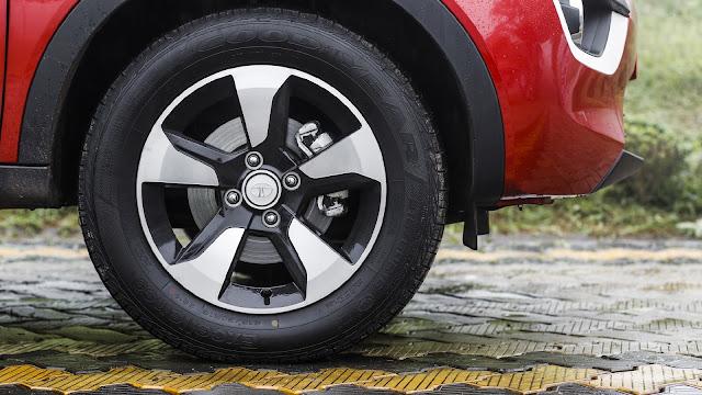 Tata Nexon SUV Alloy wheel 03
