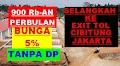 Subsidi Minimalis Tambun Bekasi 2019 DP 0% - Perumahan Arafah Residence Dekat Exit Tol Cibitung - Jakarta