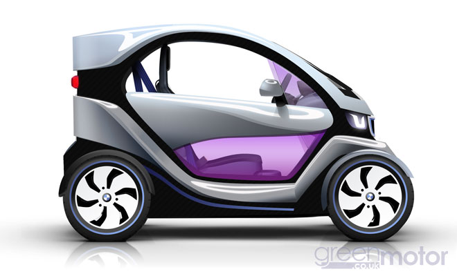 What a BMW i1 might look like