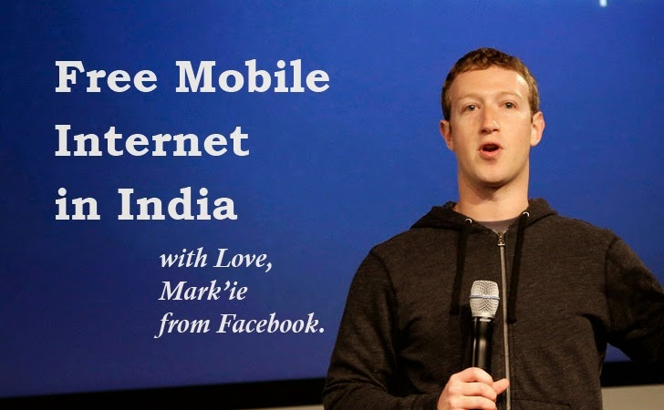 Facebook Launches Free Mobile Internet Service In India