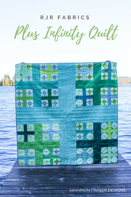 Moder Plus Quilt Pattern | Best of 2017 | Most Popular Blog Posts of 2017 | Shannon Fraser Designs | Modern Quilting | Quilting Tips | DIY |