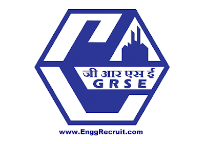 GRSE Recruitment 2018