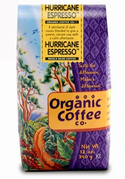 The Organic Coffee Co. Review and Giveaway