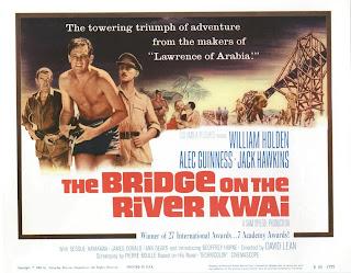 Imagen : Cartel : Puente sobre el río Kwai