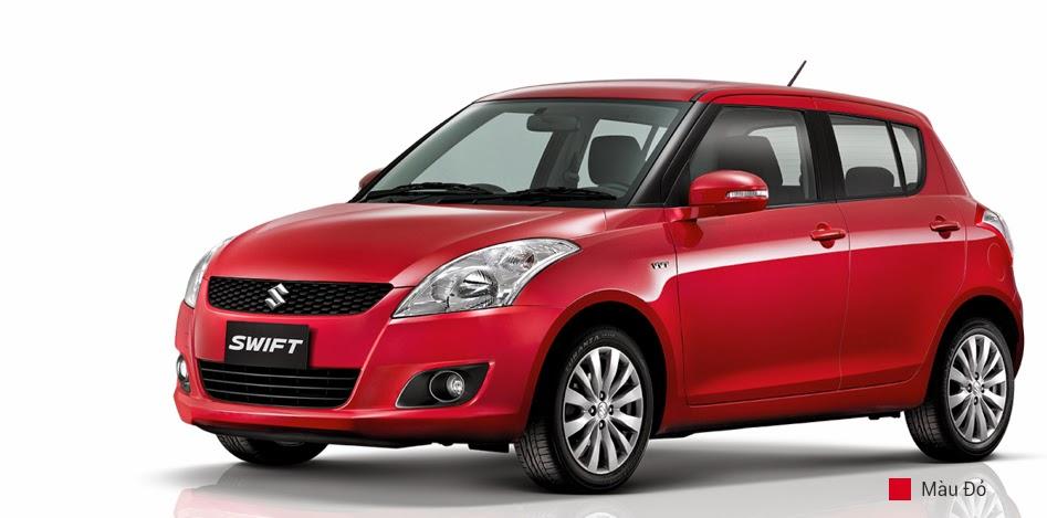 Suzuki Swift lắp ráp trong nước ảnh số 8