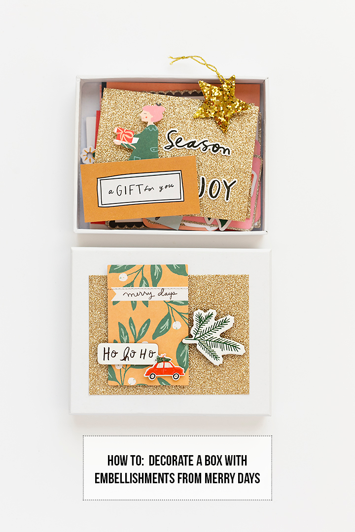 Crate Paper | Happy Notes in December | Merry Days INSTASTORY-b