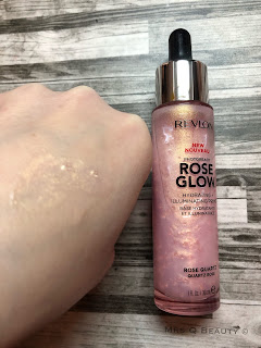 Revlon Rose Glow Illuminating and Hydrating Primer