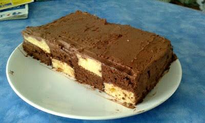 Gâteau damier ;Gâteau damier