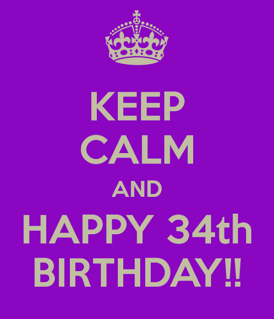 Happy 34RD Birthday Images and Pictures for Men,For women, For Sisters, Facebook, Friends, Brothers and Family. Loving and funny birthday 34th images