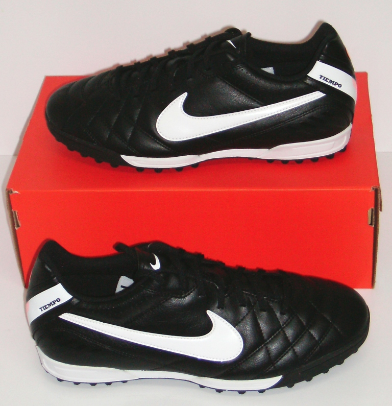16fb90606275c Ardepot  Botines Nike Papi Fútbol Modelo Tiempo Natural IV TF