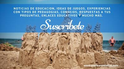 Boletin educativo,  ideas de juego, noticias de educacion, preguntas de crianza, maternidad, homeschool