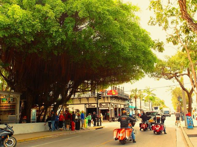 Key West -Duval Street