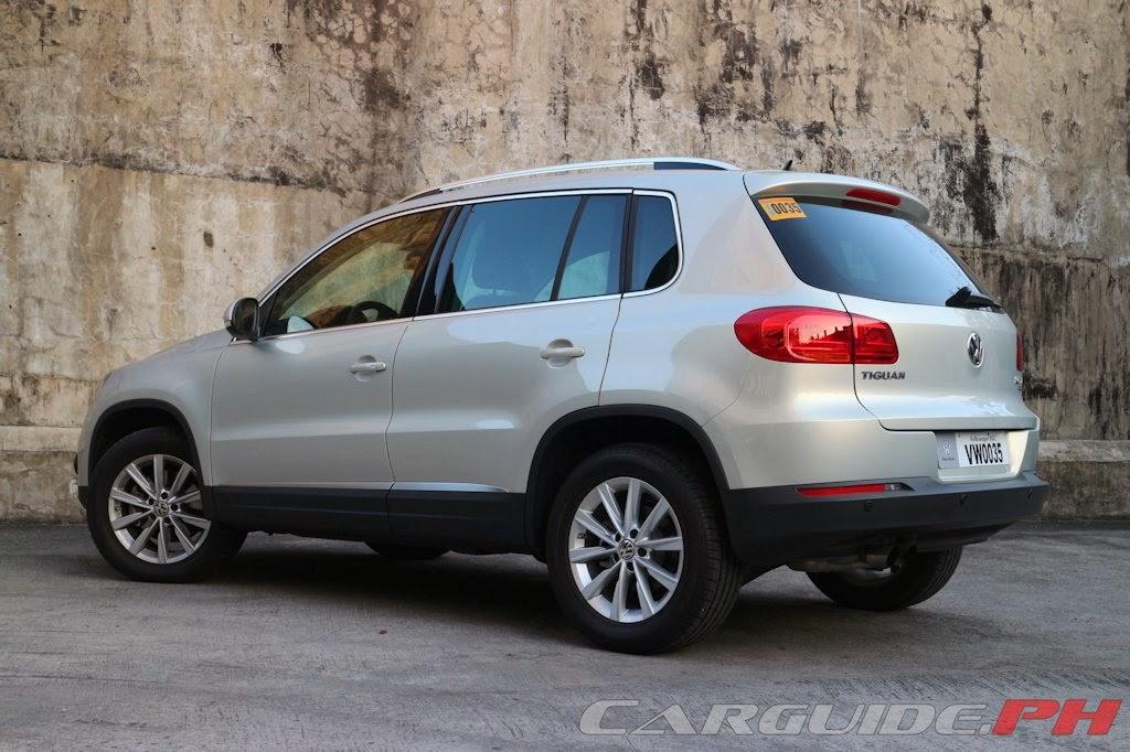 Review: 2014 Volkswagen Tiguan 2.0 TDI   Philippine Car News, Car ...