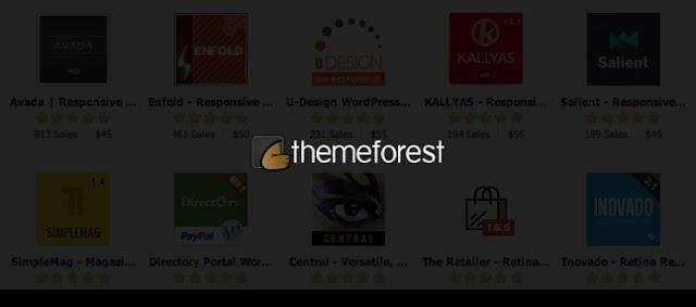 مجموعة نصائح عليك إتباعها لقبول موقعك او قالبك في خدمة ThemeForest