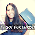 WHAT I GOT FOR CHRISTMAS | 2017