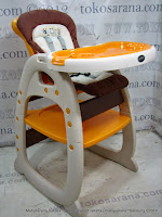 High Chair Pliko HC505