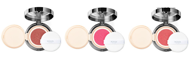 KIKO Liquid Blush Cushion System