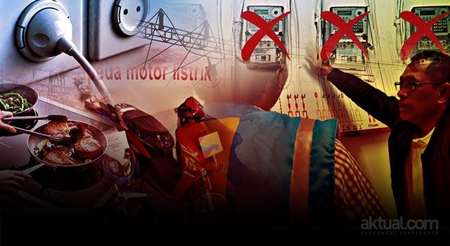 """Alami Surplus Listrik, PLN Mulai Panik Buat Bayar IPP Hingga Akan """"Paksa"""" Masyarakat Tambah Daya"""