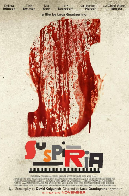 Trailer Oficial de Suspiria 2018