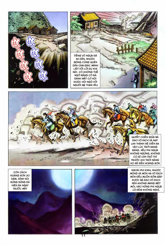 Bá Đao Chap 34 - Truyen.Chap.VN