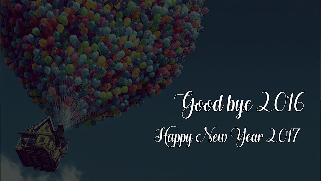 Good Bye 2016 Images