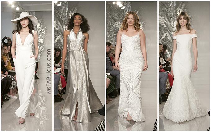 319a6de78fa02 MS. FABULOUS: #NYBFW Theia Bridal Spring 2020 fashion design, indie ...