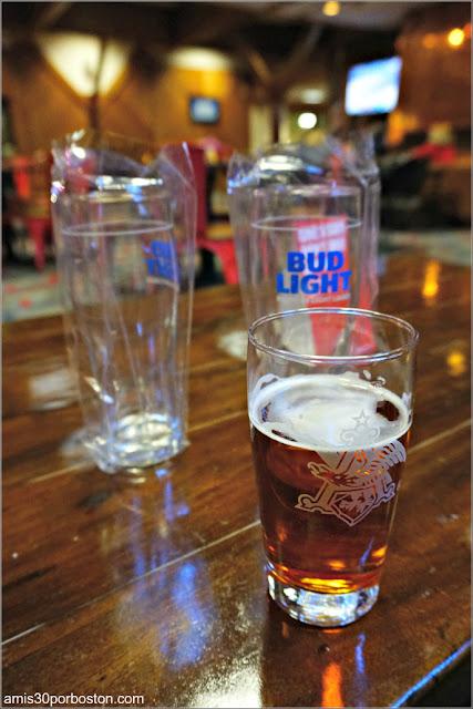 Tour en la Fábrica de la Cerveza Budweiser en New Hampshire