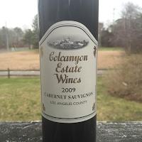 Colcanyon Estate Wines 2009 Cabernet Sauvignon